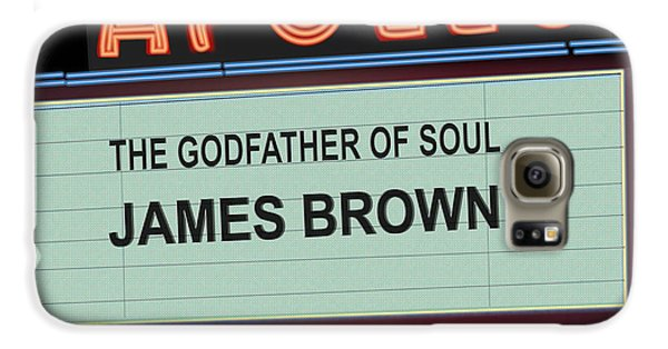 Godfather Of Soul Galaxy S6 Case by Michael Lovell