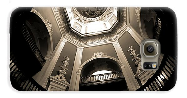 Golden Dome Ceiling Galaxy S6 Case by Dan Sproul