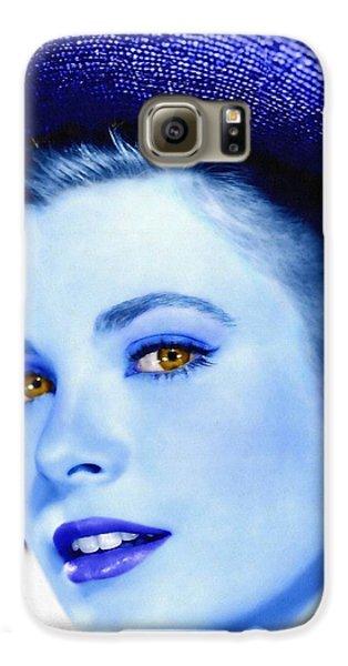 Grace Kelly Galaxy S6 Case by Art Cinema Gallery