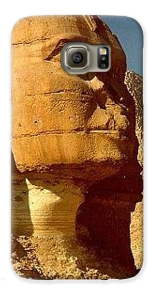 Galaxy S6 Case featuring the photograph Great Sphinx Of Giza by Travel Pics