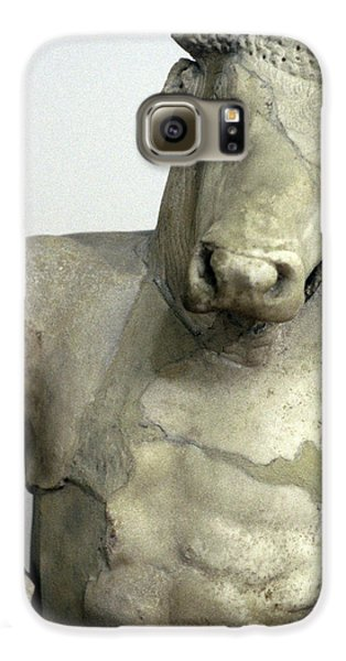 Greece, Athens Classical Era Marble Galaxy S6 Case by Jaynes Gallery