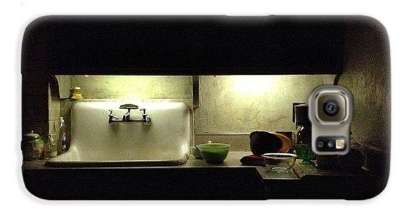 Harlem Sink Galaxy S6 Case by H James Hoff