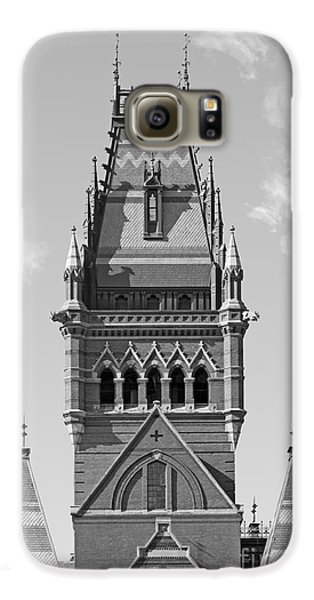 Memorial Hall At Harvard University Galaxy S6 Case by University Icons
