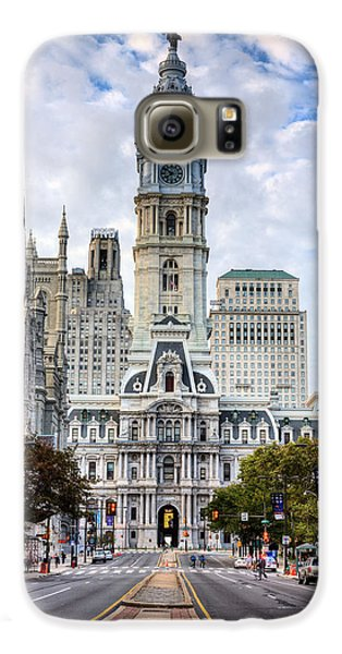 Historic Philly Galaxy S6 Case by JC Findley