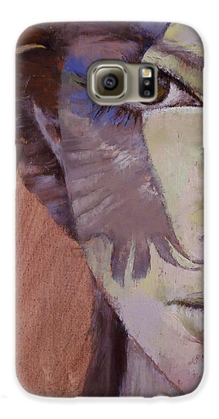 Huntress Galaxy S6 Case by Michael Creese