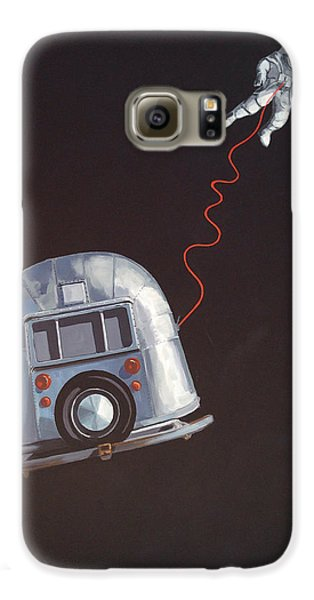 I Need Space Galaxy S6 Case by Jeffrey Bess