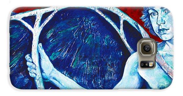 Icarus Galaxy S6 Case by Derrick Higgins