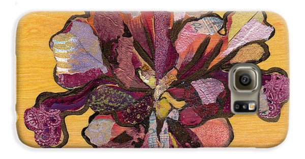 Iris I Series II Galaxy S6 Case by Shadia Derbyshire