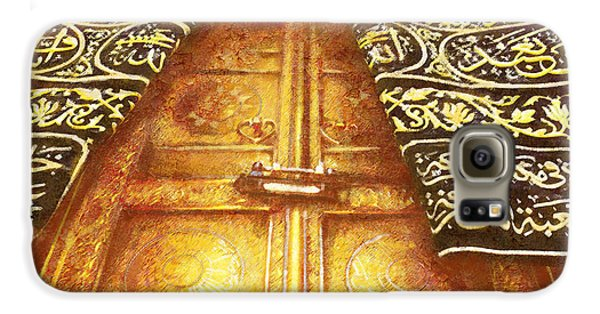Islamic Painting 008 Galaxy S6 Case by Catf