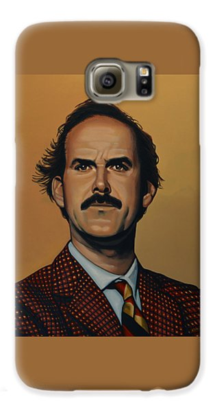 John Cleese Galaxy S6 Case by Paul Meijering