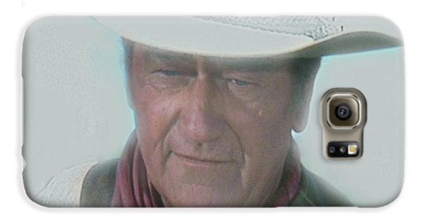 John Wayne Galaxy S6 Case by Randy Follis