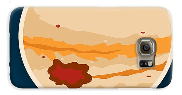 Jupiter Galaxy S6 Case by Christy Beckwith