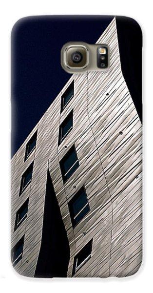 Just A Facade Galaxy S6 Case by Rona Black