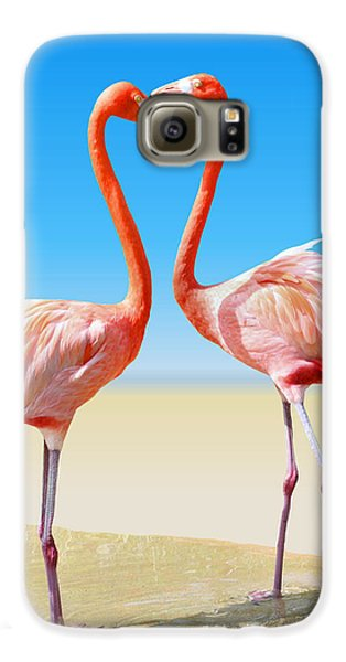 Just We Two Galaxy S6 Case by Kristin Elmquist