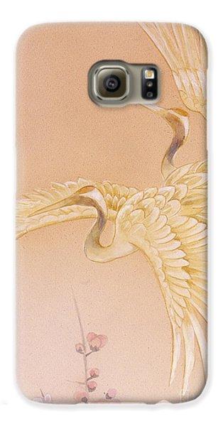 Kihaku Crop I Galaxy S6 Case by Haruyo Morita