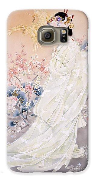 Kihaku Galaxy S6 Case by Haruyo Morita