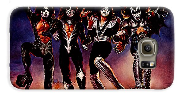 Kiss - Destroyer Galaxy S6 Case by Epic Rights