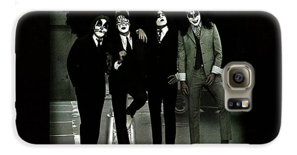 Kiss - Dressed To Kill Galaxy S6 Case by Epic Rights