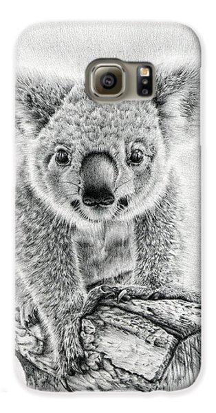 Koala Oxley Twinkles Galaxy S6 Case by Remrov