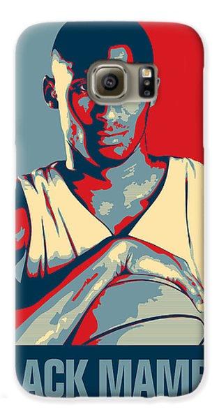 Kobe Bryant Galaxy S6 Case by Taylan Soyturk