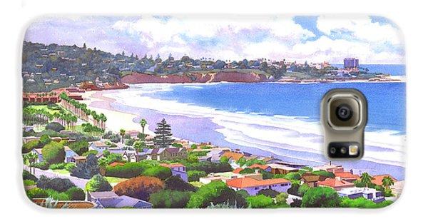 La Jolla California Galaxy S6 Case by Mary Helmreich