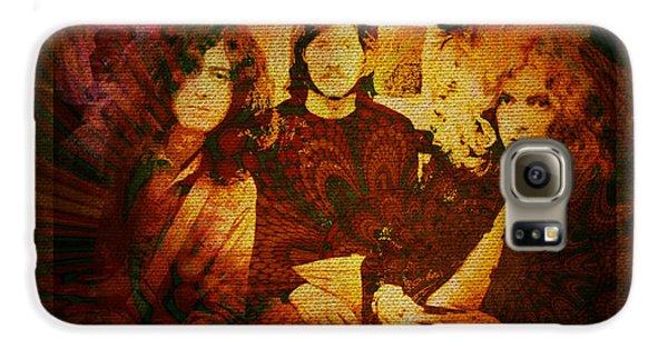 Led Zeppelin - Kashmir Galaxy S6 Case by Absinthe Art By Michelle LeAnn Scott