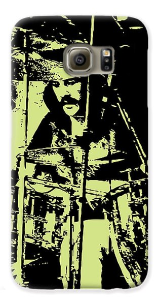 Led Zeppelin No.05 Galaxy S6 Case by Caio Caldas