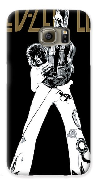Led Zeppelin No.06 Galaxy S6 Case by Caio Caldas