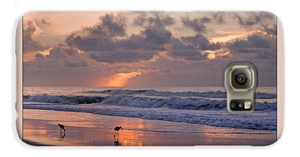 Lifetime Love Galaxy S6 Case by Betsy Knapp