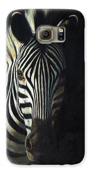 Light And Shade Galaxy S6 Case by David Stribbling