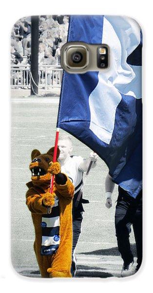 Lion Leading The Team Galaxy S6 Case by Dawn Gari