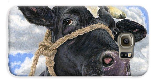 Lola Galaxy S6 Case by Sarah Batalka