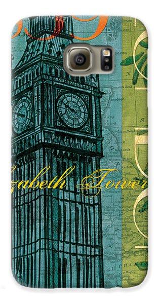 London 1859 Galaxy S6 Case by Debbie DeWitt