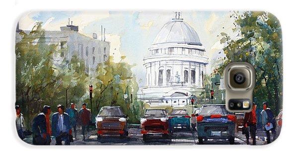 Madison - Capitol Galaxy S6 Case by Ryan Radke