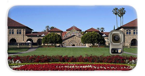 Main Quad Stanford California Galaxy S6 Case by Jason O Watson