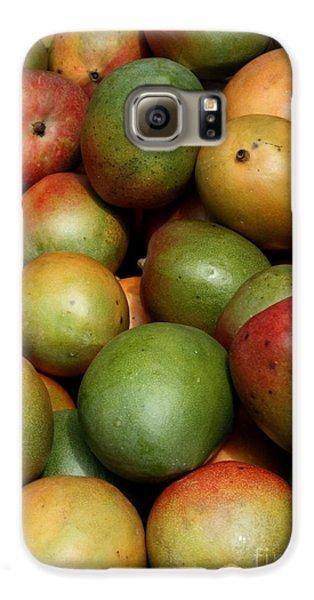 Mangoes Galaxy S6 Case by Carol Groenen