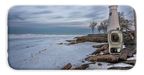 Marblehead Lighthouse  Galaxy S6 Case by James Dean