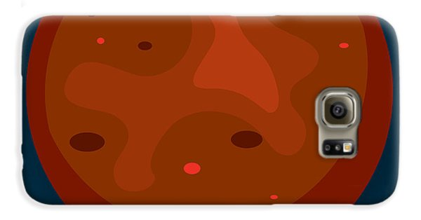 Mars Galaxy S6 Case by Christy Beckwith