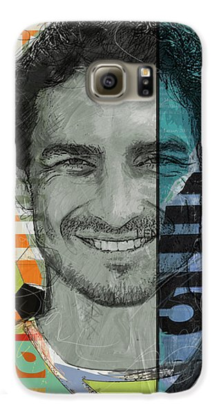 Mats Hummels - B Galaxy S6 Case by Corporate Art Task Force