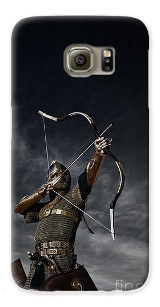 Medieval Archer II Galaxy S6 Case by Holly Martin