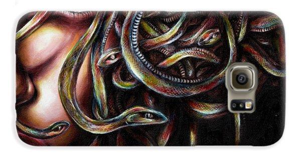Medusa No. Two Galaxy S6 Case by Hiroko Sakai