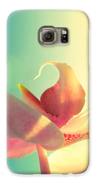 Melody Galaxy S6 Case by Amy Tyler