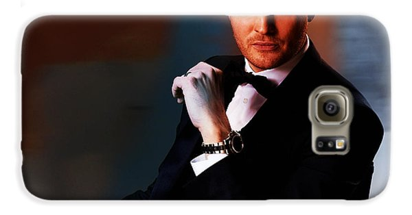 Michael Buble Galaxy S6 Case by Marvin Blaine