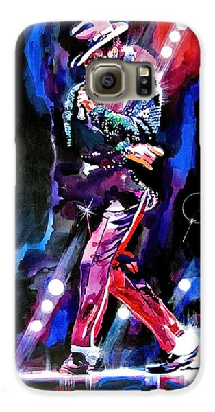 Michael Jackson Moves Galaxy S6 Case by David Lloyd Glover