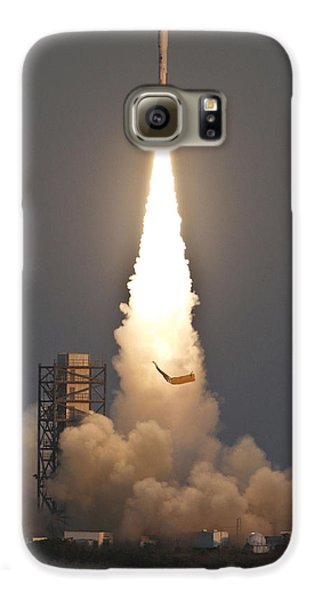 Minotaur I Launch Galaxy S6 Case by Science Source