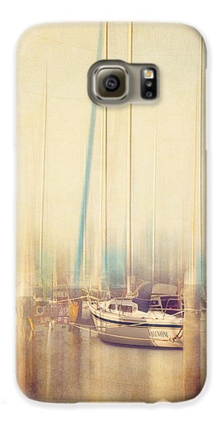 Morning Sail Galaxy S6 Case by Amy Weiss