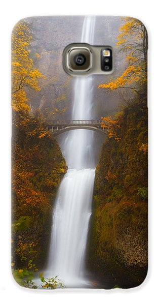 Multnomah Morning Galaxy S6 Case by Darren  White