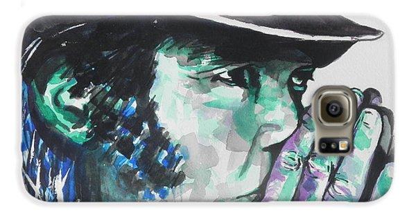 Neil Young Galaxy S6 Case by Chrisann Ellis