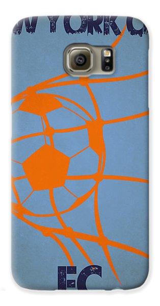 New York City Fc Goal Galaxy S6 Case by Joe Hamilton