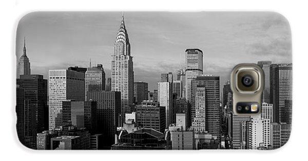 New York City Skyline Galaxy S6 Case by Diane Diederich